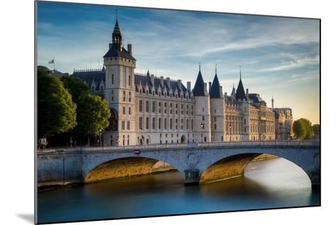 The Concierge, Pont Au Change and River Seine, Paris France-Brian Jannsen-Mounted Photographic Print