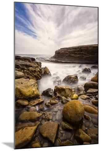 Coastline at Cabrillo National Monument-Andrew Shoemaker-Mounted Photographic Print