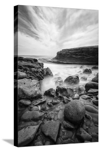 Coastline at Cabrillo National Monument-Andrew Shoemaker-Stretched Canvas Print