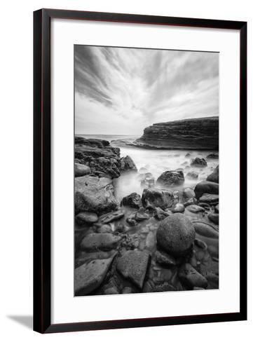 Coastline at Cabrillo National Monument-Andrew Shoemaker-Framed Art Print