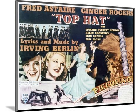Top Hat - Lobby Card Reproduction--Mounted Art Print