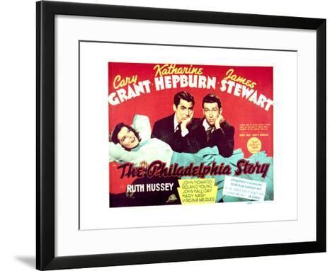 The Philadelphia Story - Lobby Card Reproduction--Framed Art Print