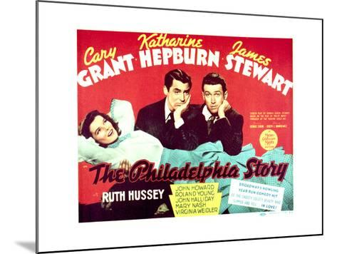 The Philadelphia Story - Lobby Card Reproduction--Mounted Art Print