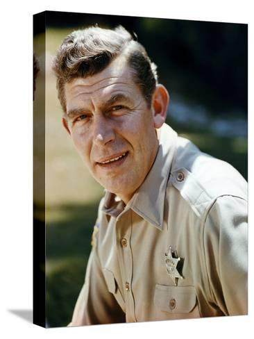 The Andy Griffith Show--Stretched Canvas Print