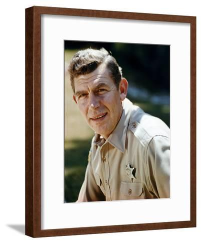 The Andy Griffith Show--Framed Art Print
