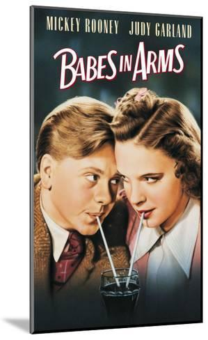 Babes in Arms - Movie Poster Reproduction--Mounted Art Print