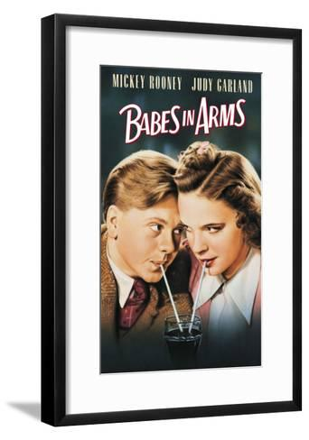 Babes in Arms - Movie Poster Reproduction--Framed Art Print