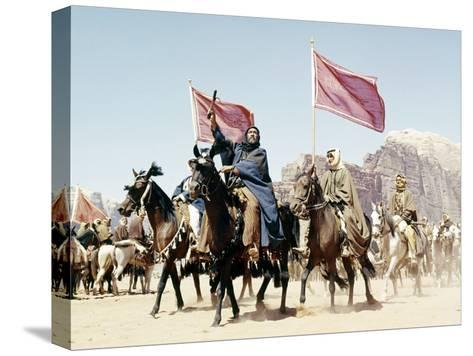 Lawrence of Arabia--Stretched Canvas Print
