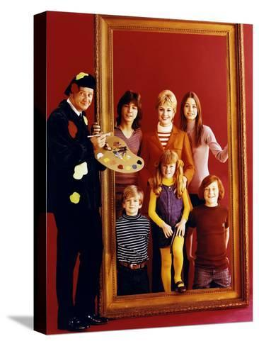 The Partridge Family--Stretched Canvas Print