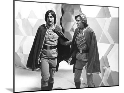 Battlestar Galactica--Mounted Photo