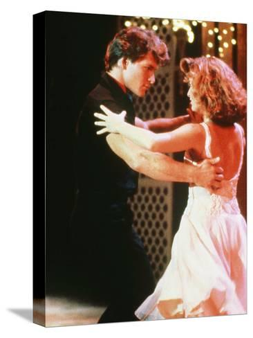 Dirty Dancing--Stretched Canvas Print