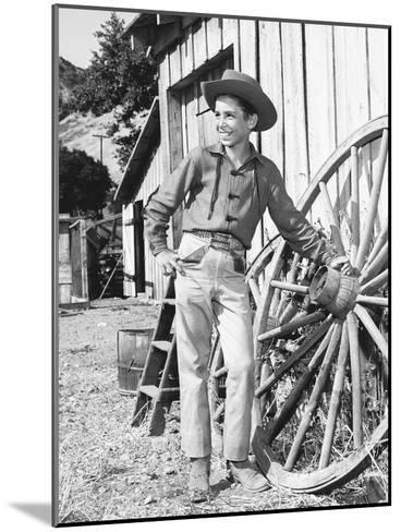 The Rifleman--Mounted Photo