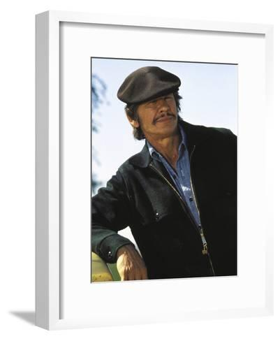Mr. Majestyk--Framed Art Print