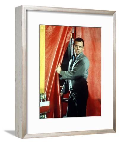 The Fugitive--Framed Art Print