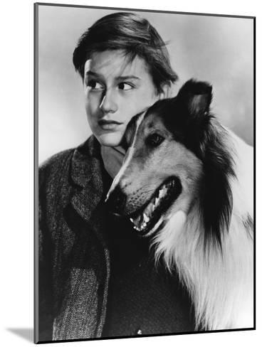 Lassie Come Home--Mounted Photo