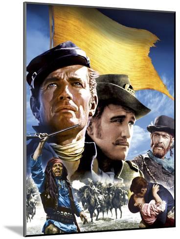 Major Dundee--Mounted Photo