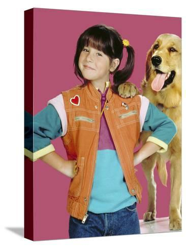 Punky Brewster--Stretched Canvas Print
