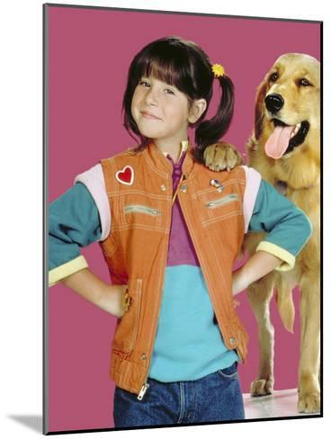 Punky Brewster--Mounted Photo