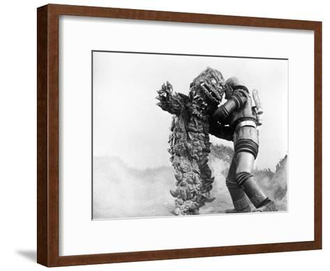 Johnny Sokko and His Flying Robot--Framed Art Print