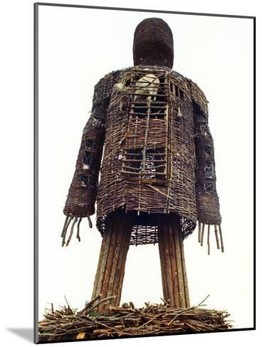 The Wicker Man--Mounted Photo