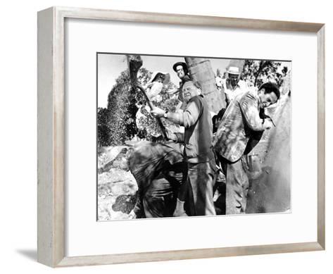 It's a Mad Mad Mad Mad World--Framed Art Print