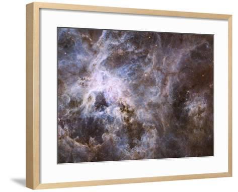 Widefield View of the Tarantula Nebula--Framed Art Print