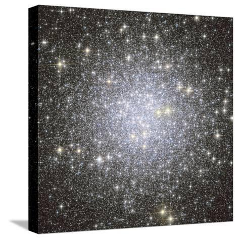 Messier 53, Globular Cluster in the Coma Berenices Constellation--Stretched Canvas Print