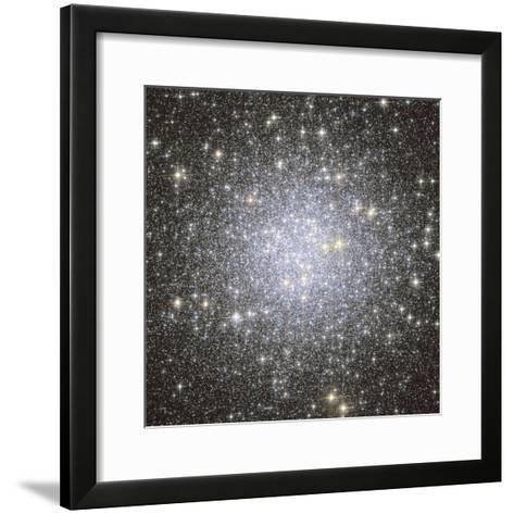 Messier 53, Globular Cluster in the Coma Berenices Constellation--Framed Art Print