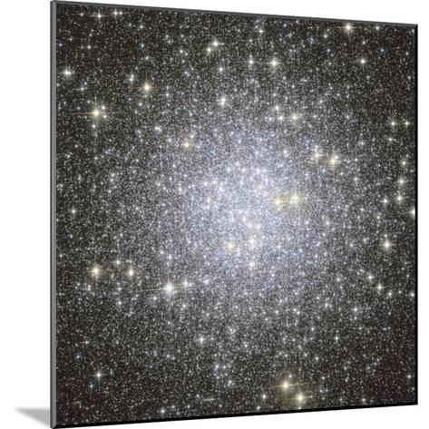 Messier 53, Globular Cluster in the Coma Berenices Constellation--Mounted Photographic Print