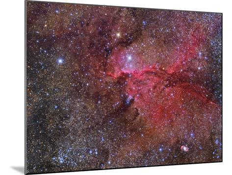 Ngc 6188 Emission Nebula in the Constellation Ara--Mounted Photographic Print