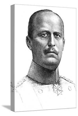 Ludendorff--Stretched Canvas Print