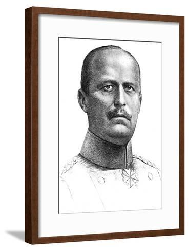 Ludendorff--Framed Art Print