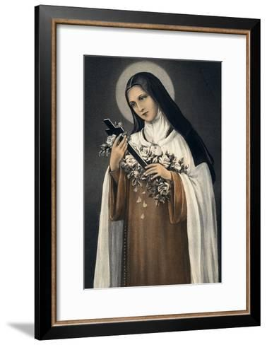 Therese Martin--Framed Art Print