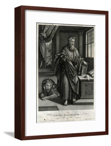 St Mark, Evangelist, Bulla--Framed Art Print