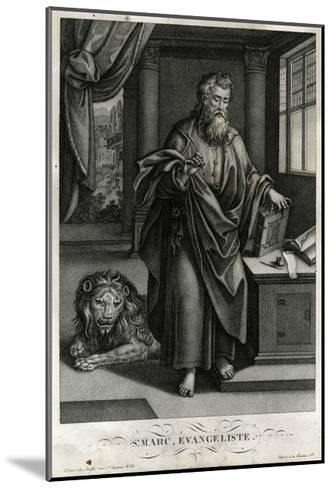St Mark, Evangelist, Bulla--Mounted Giclee Print