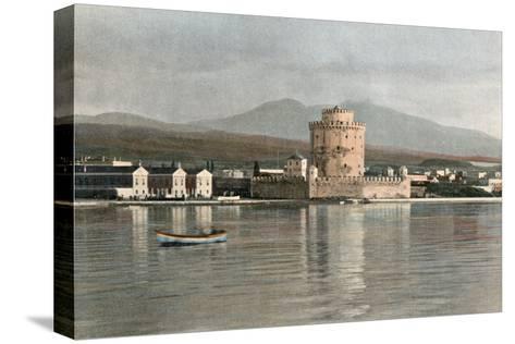 Greece, Thessaloniki 1900--Stretched Canvas Print