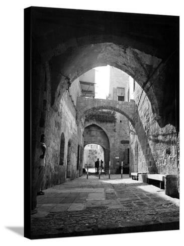 Israel, Acre 1960S--Stretched Canvas Print