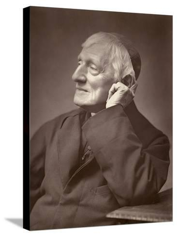 JH Newman, Photo 1888--Stretched Canvas Print
