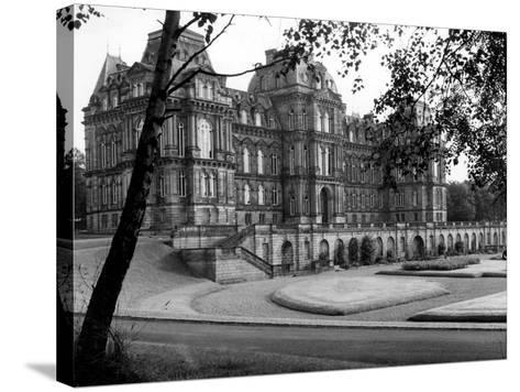 The Bowes Museum--Stretched Canvas Print