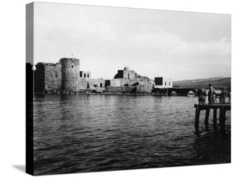Lebanon, Sidon--Stretched Canvas Print