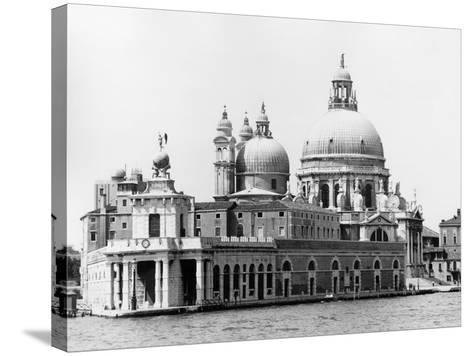 St. Mark's Cathedral--Stretched Canvas Print