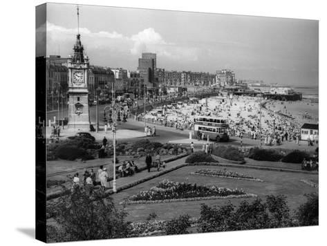 England, Margate--Stretched Canvas Print
