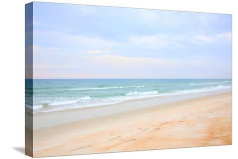 Florida Pastels-Daniela Duncan-Stretched Canvas Print