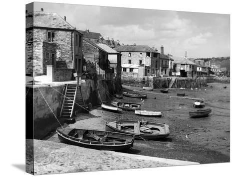 England, Salcombe-Fred Musto-Stretched Canvas Print