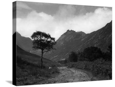 Isle of Arran-Fred Musto-Stretched Canvas Print