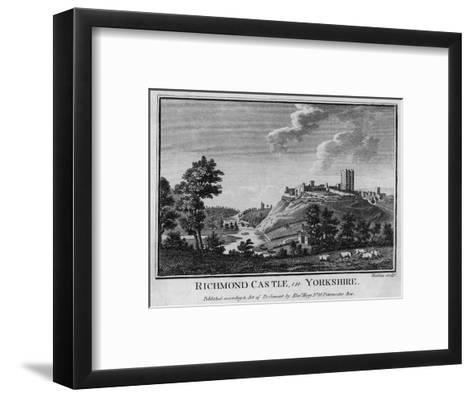 Richmond, Yorkshire--Framed Art Print
