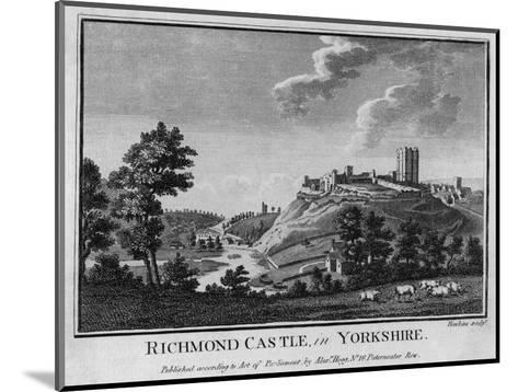 Richmond, Yorkshire--Mounted Giclee Print