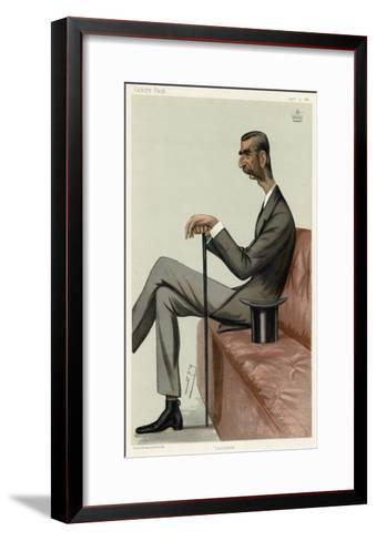 Chelmsford, 2nd Baron-Leslie Ward-Framed Art Print