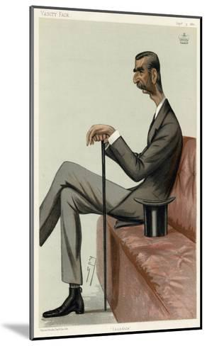 Chelmsford, 2nd Baron-Leslie Ward-Mounted Giclee Print