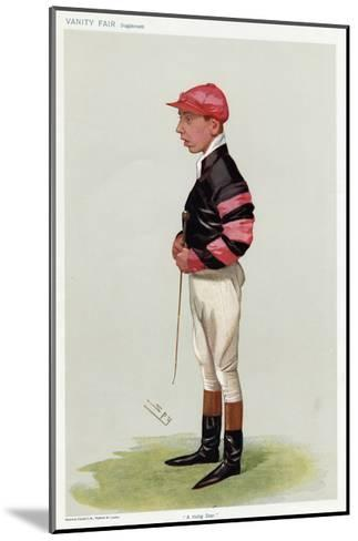 Jockey, WT Templeman VF-Leslie Ward-Mounted Giclee Print